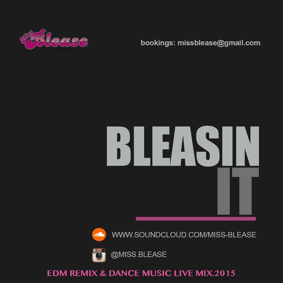 artist_LindaBlease_soundcloud_BleasinIt