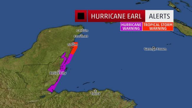 Hurricane Earl