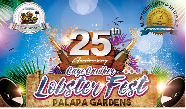 Caye Caulker Lobster Fest June 28,29,30